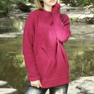 Sweaters - Weaved Sweater